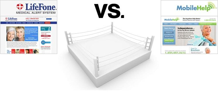 Lifefone Vs Mobilehelp Full Comparison