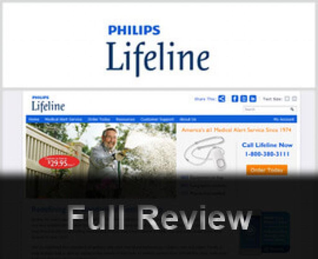 Philips Lifeline 174 Medical Alert System Full Review