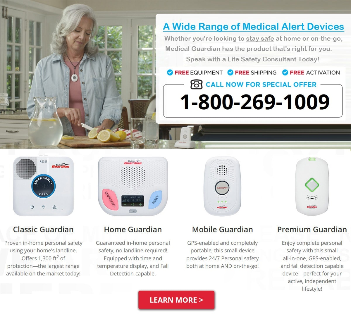 2018 S Top 3 Medical Alert Systems For Seniors Reviews
