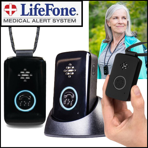 Lifefone 174 Medical Alert System Full Review