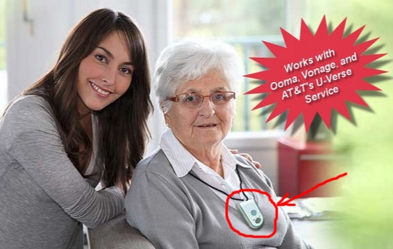 Medipendant medical alert systems full review medipendant offers a single device with a choice of two base stations aloadofball Choice Image