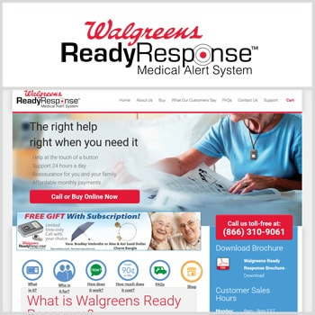Walgreens Ready Response 174 Medical Alert System Reviewed