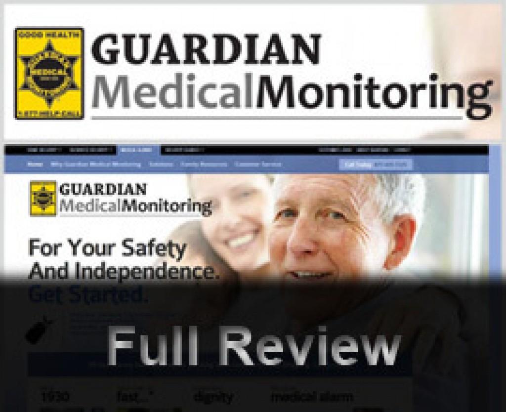 Guardian Medical Monitoring 174 Medical Alert System Reviewed