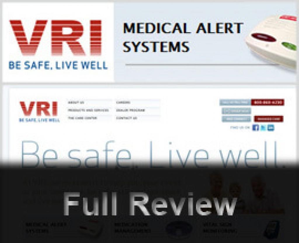 Vri Monitoring Care 174 Medical Alert System Full Review
