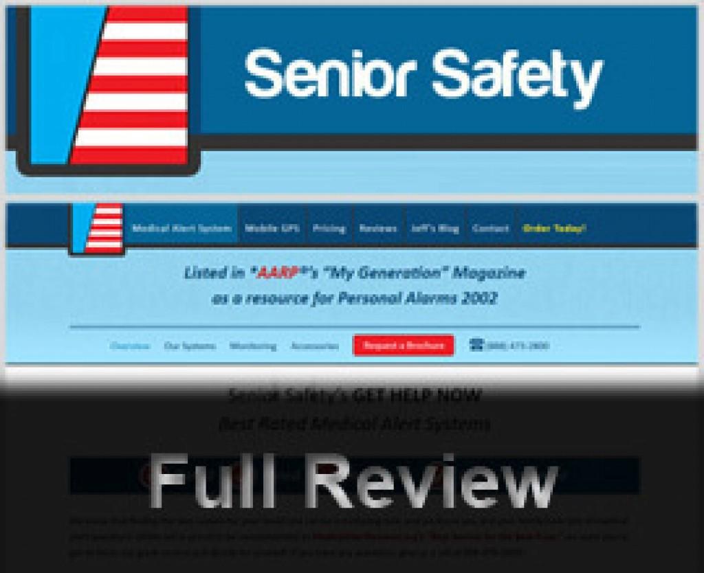 Senior Safety 174 Medical Alert System Full Review
