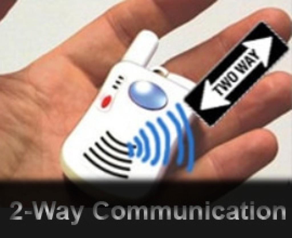Pendant With 2 Way Communication Feature 101 Guide