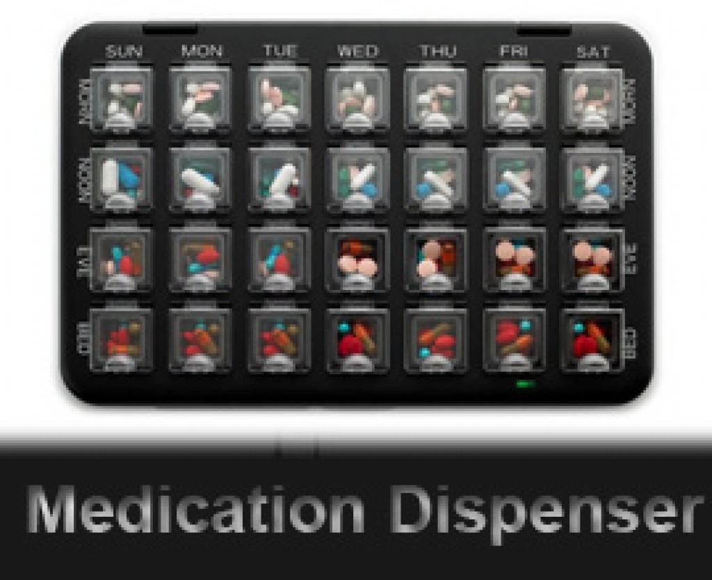 Medication Dispenser 101 Guide