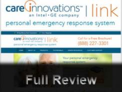 Link (Care Innovations) ® Medical Alert Systems
