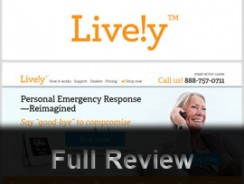 Lively ® Medical Alert Systems | Review