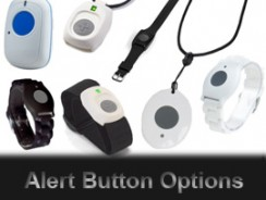 Wearable Medical Alert Button Options (Pendent, Wristband, etc.) | 101 Guide